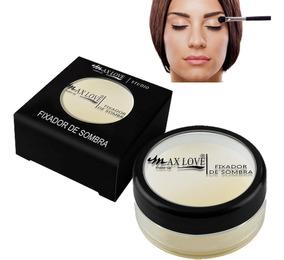 Fixador De Sombra Kit 9 Unid Max Love Maquiagem