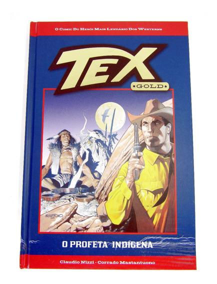 Revista Em Quadrinhos Em Formato De Livro Tex Gold Número 1