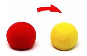 Color Changing Sponge Ball