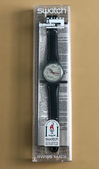 Relógio Colecionável Swatch. Melody