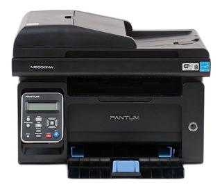 Impresora Laser Multifuncion Pantum M6550 Nw Blanco Y Negro
