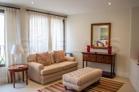 Flat No Jardins 3 Dorms 141m² - Sf25799
