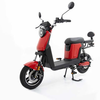 Bicicleta Elétrica Motorizada Scooter Eco 350 One 48v Lítio