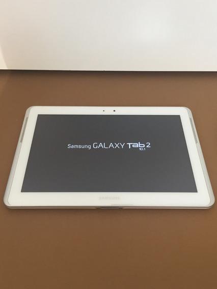 Tablet Samsung P5100 Galaxy Tab2 10.1 3g 16gb - Branco