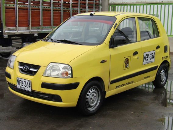 Taxis Hyundai Atos Pryme Gl