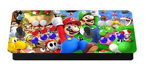 Fliperama Portatil Super Mario - 12 Mil Jogos + Tvbox Hd