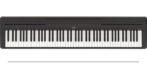 Piano Digital Yamaha P45b - 88 Teclas - Harmônica Santana