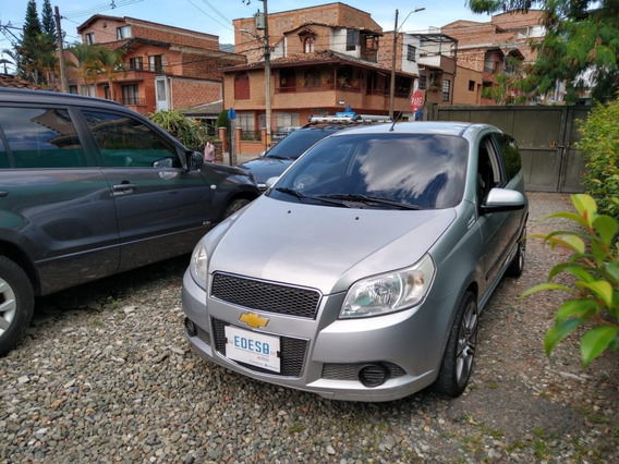Chevrolet Aveo Emotion Gt Dos Puertas Buen Estado 2010