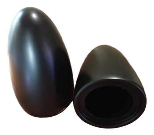 Imagen 1 de 2 de Parlante Náutico Marino 6,5 Bazooka Black Mate+soportes X2