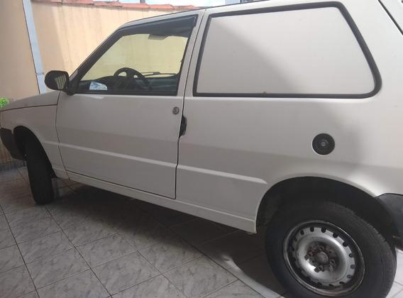Fiat Uno Furgão 2012