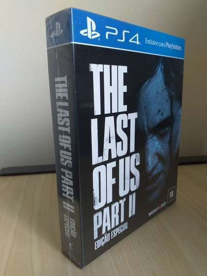 The Last Of Us: Part Il - Special Edition - Ps4   Lacrado
