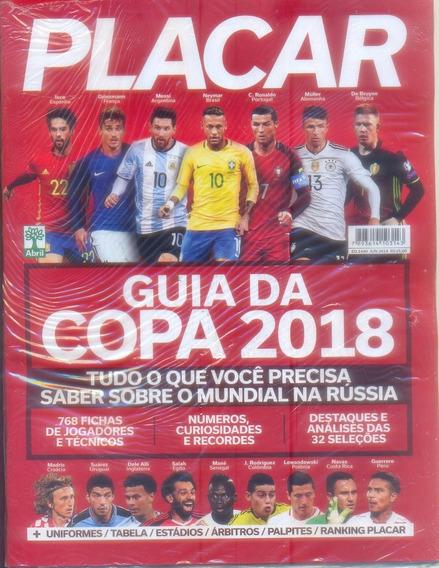 Placar Edição 1440 - Junho/2018 - Guia Da Copa 2018 - Nova