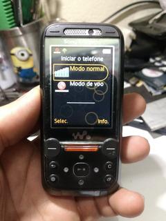 Celular Sony Ericsson W850i, Defeito, Ler Descricao 12/18