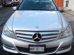 Mercedes-benz Clase C180 Año 2014 Motor 2.0 Impecable Unico