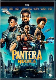 Pantera Negra - Dvd