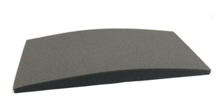 Acuflex Basic Curvo Panel Acustico Aislante De Ruido 40mm