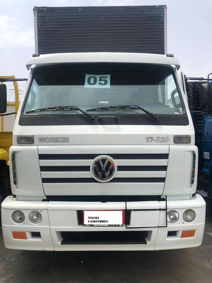 Volkswagem Vw 17220 2005 Toco