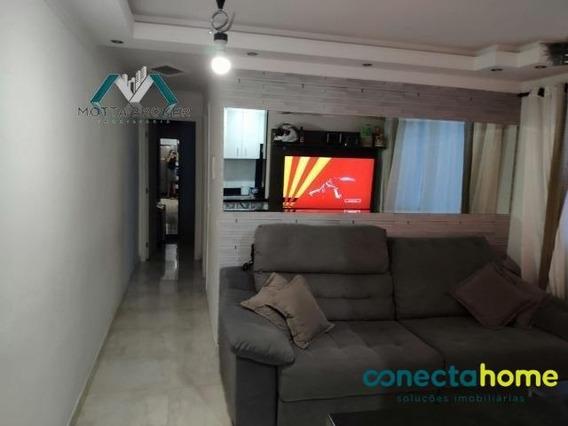 Oportunidade Apartamento No Cocaia, Com 45m², 2 Dorms, 1 Vaga, R$ 237 Mil!! - 16187 - 16187