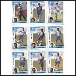[ha] # 14 Cards- Campeonato Brasileiro 95- Paysandu #