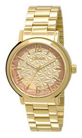 Relógio Condor Feminino Dourado Co2035kmv