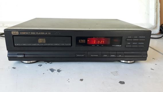 Aparelho Cd-player Cce Modelo Lx-10