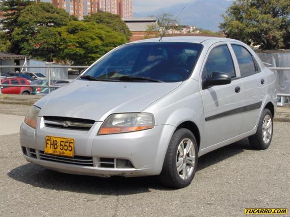 Chevrolet Aveo Sedan 1.6