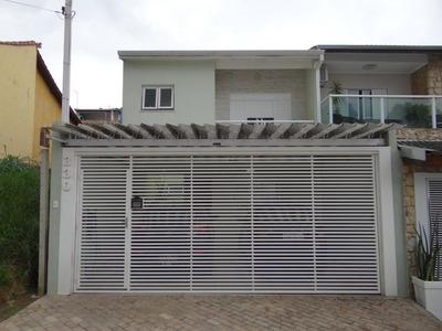 Sobrado Com 3 Dormitórios À Venda Por R$ 570.000 - Condomínio Real Park - Caieiras/sp - So0807