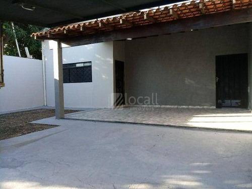 Imagem 1 de 18 de Casa Com 2 Dormitórios À Venda, 120 M² Por R$ 260.000,00 - Residencial Nato Vetorasso - São José Do Rio Preto/sp - Ca2813