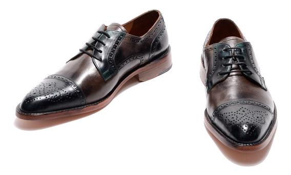 Zapatos Niza Dorian Argentina Cuero 100% Vacuno Calzado