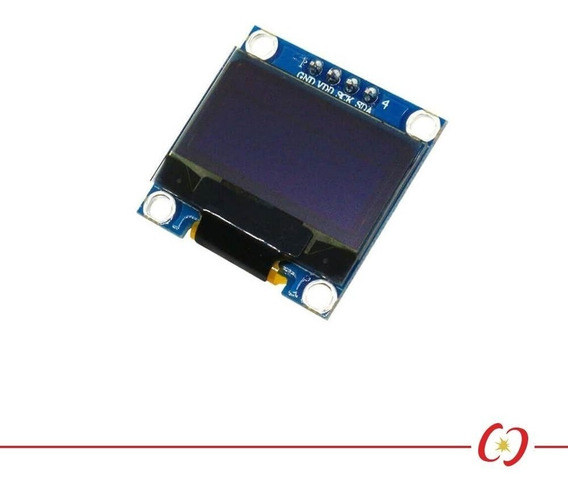 Display Oled Azul 128x64 Pixel 0.96 Polegadas 4 Pinos I2c