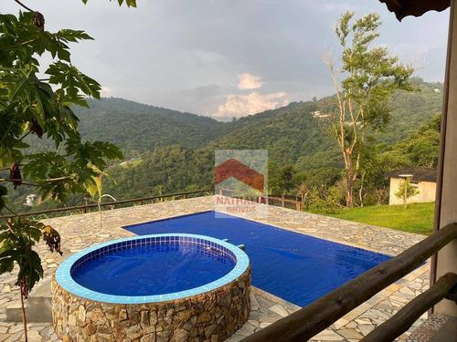 Chácara Com 3 Dormitórios À Venda, 3800 M² Por R$ 1.000.000 - Mairiporã - Mairiporã/sp - Ch0025
