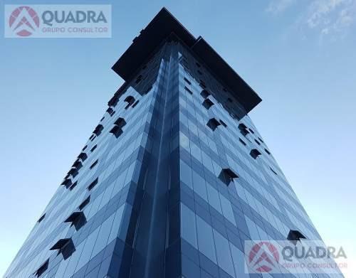 Oficinas En Renta En Torre Nativo En Atlixcayot Lomas De Angelopolis San Andres Cholula Puebla