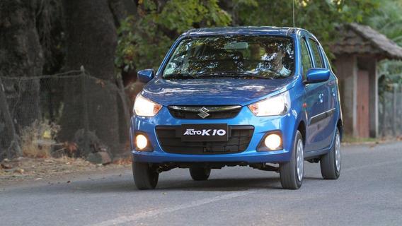 Suzuki Alto K10 2ab Glx Ac Año 2019