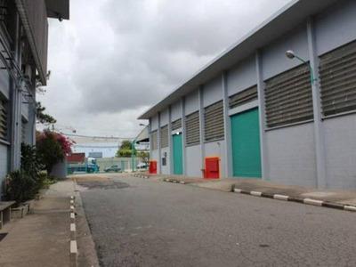Galpões Industriais/logísticos - Próximos Do Centro De Sbcampo - 7068