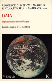 Gaia - Lovelock Y Bateson - Libro Nuevo - Envio En Dia