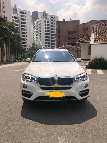 Bmw X6 Perfecto Estado