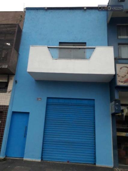 Loja À Venda, 192 M² Por R$ 700.000,00 - Centro - Santo André/sp - Lo0059