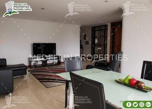 Alquiler De Apartamentos Amoblados En Medellín Cód: 5025