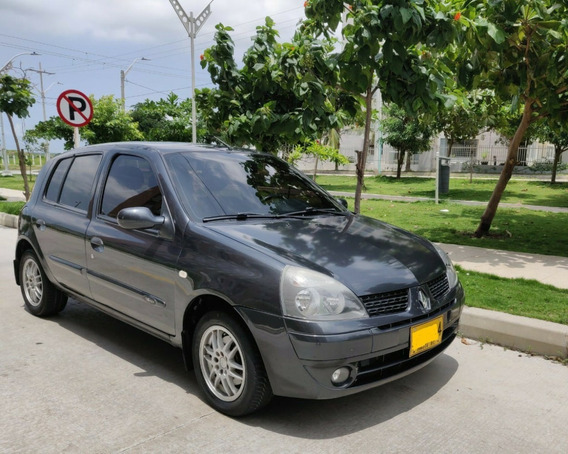Clio Dynamic Rs1.6 Modelo 2008
