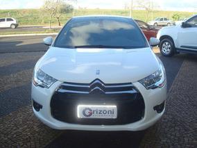 Citroën Ds4 1.6 Thp Chic 165 16v Turbo Gasolina 4p