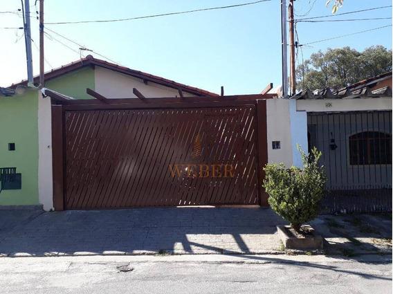 Excelente Casa Térrea Jd Monte Alegre - Ca0508