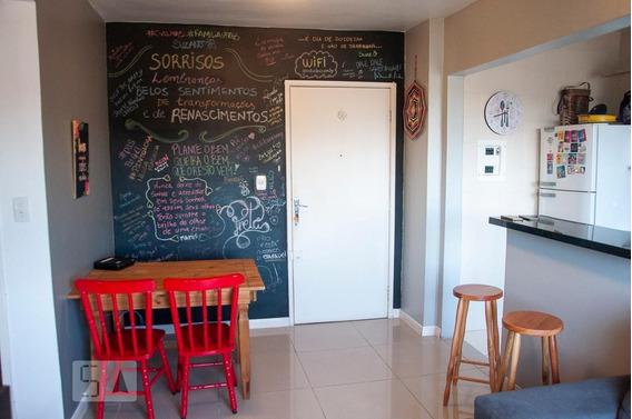 Apartamento Para Aluguel - Cristal, 1 Quarto, 42 - 893017023