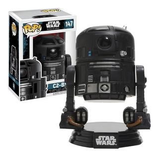 Funko Pop Figura Star Wars Rogue One C2-b5 N#147 | En Stock!