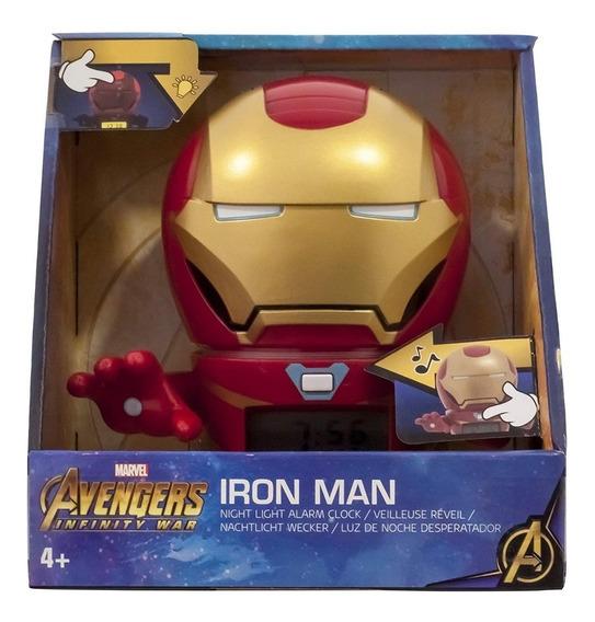 Reloj Despertador Lego Ironman Infinity War