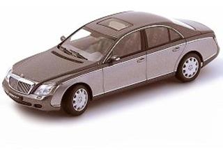 Modelismo Maybach 57 Diecast Car Model 1