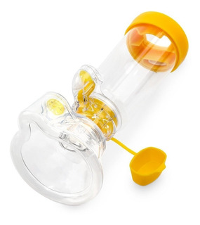 Aerocamara Tipo Aerochamber C/máscara Silicona Pediatrica