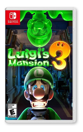 Luigis Mansion 3 - Nsw