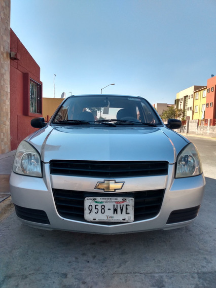 Chevy 2010 Plata Brillante
