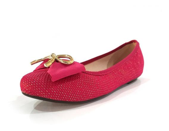 Sapatilha Molekinha Pink (380) - 2099235