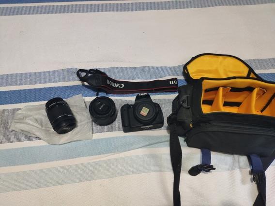 Câmera Fotográfica Canon T5i